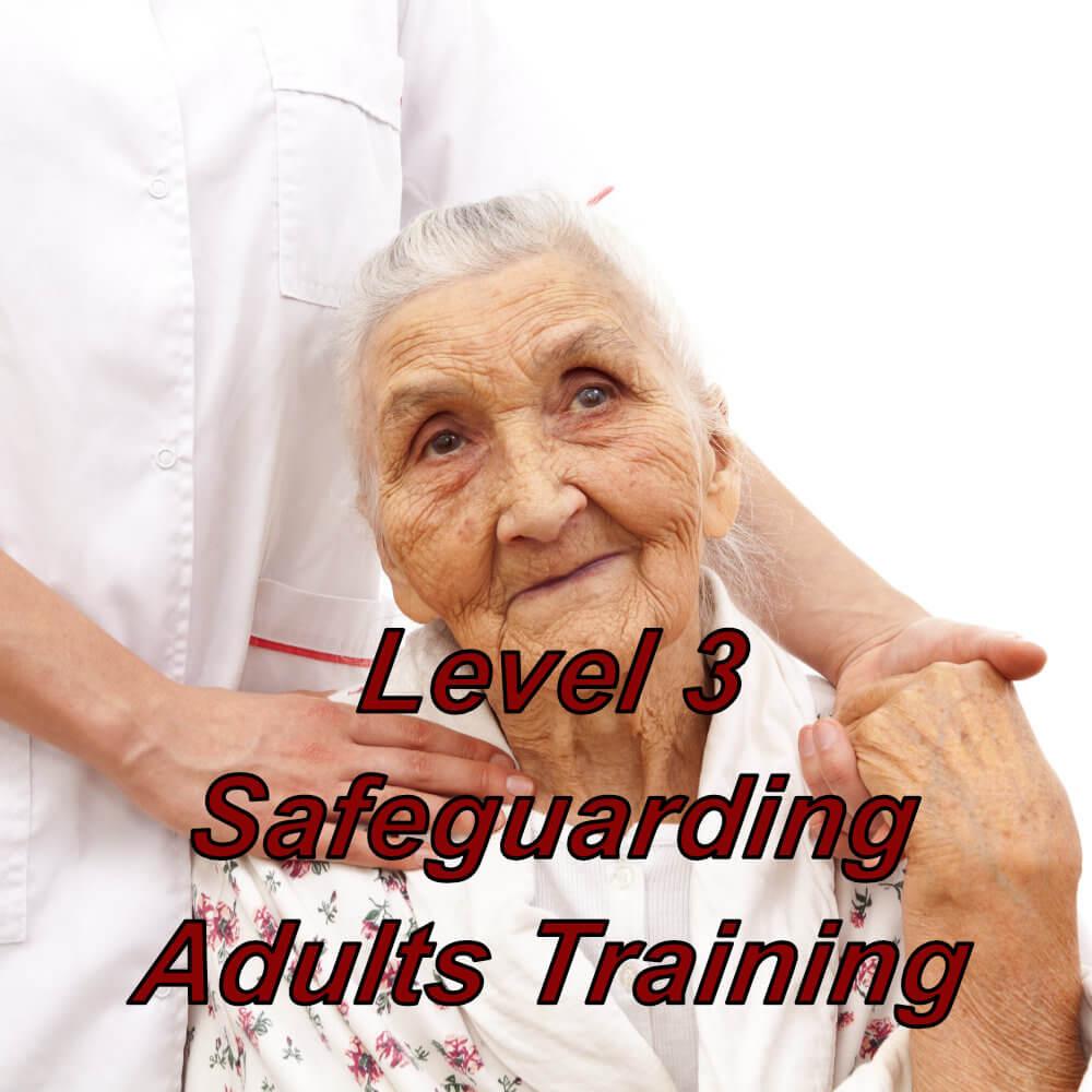 Level 3 safeguarding Adults