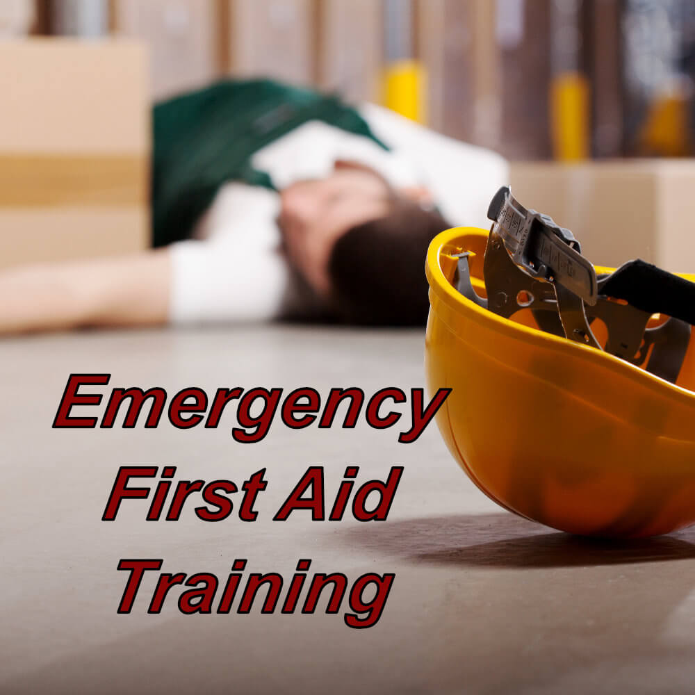 Emergency first aid training e-learning course