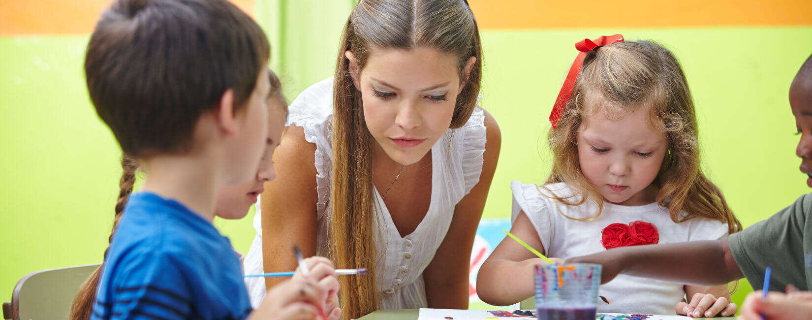 Safeguarding children training for childminders