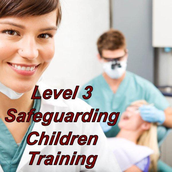 Safeguarding children training online, level 3 certification, ideal for Dentist's, dental nurses