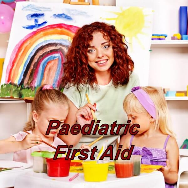 Paediatric first aid training course, cpd certified programme suitable for childminders