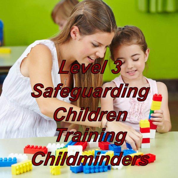 Level 3 safeguarding programme online for childminders & nannies