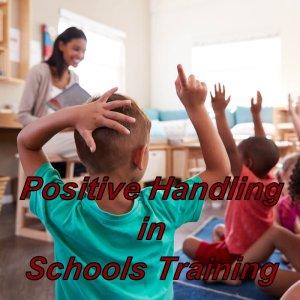 Positive Handling in Schools online training course