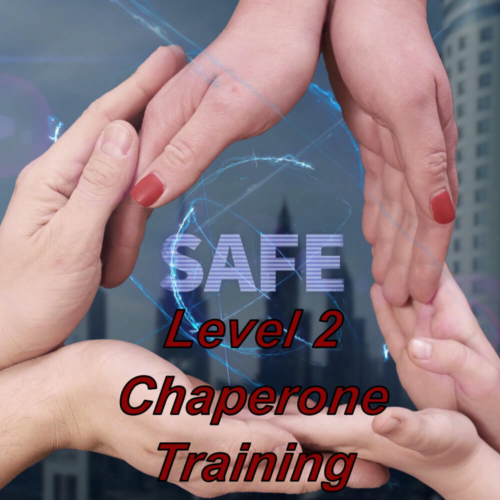 CPD certified Chaperone training for local authority workers