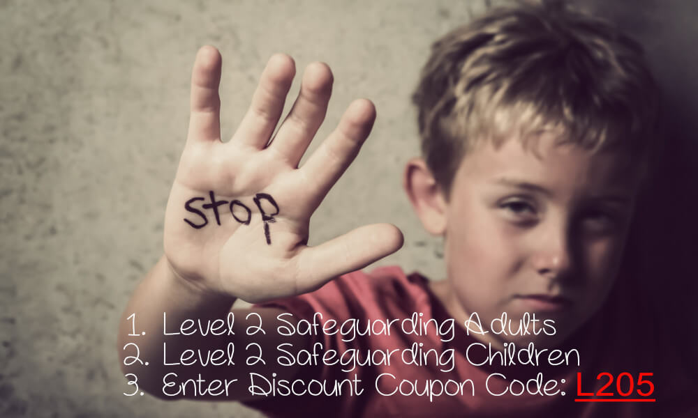 Level 2 safeguarding adults and children discount code