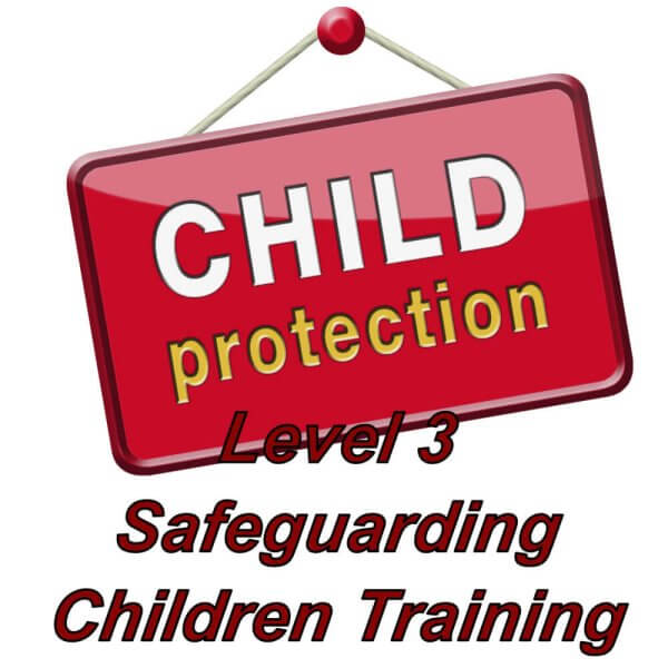 Level 3 child protection & safeguarding training, ideal for healthcare providers
