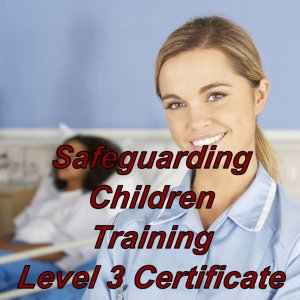 Level 3 safeguarding children training, ideal for NHS workers
